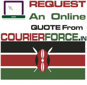 Courier Charges For Kenya