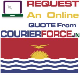 Courier Charges For Kiribati