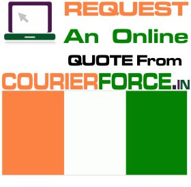 Courier Charges Ivory Coast