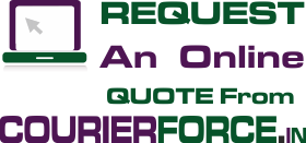 Courier Force Request Online Quote