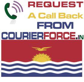 Courier To Kiribati