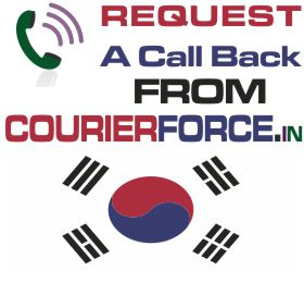 Courier To South Korea