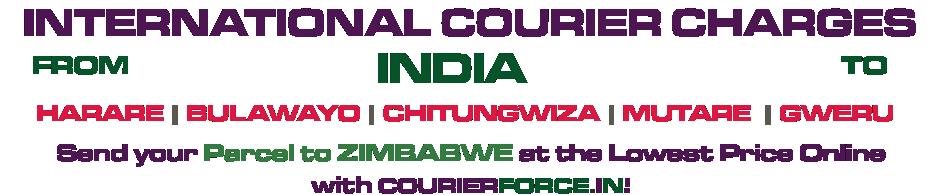 Courier-To-Zimbabwe