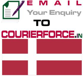Courier to Denmark