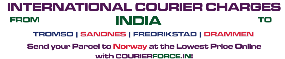INTERNATIONAL COURIER SERVICE TO NORWAY
