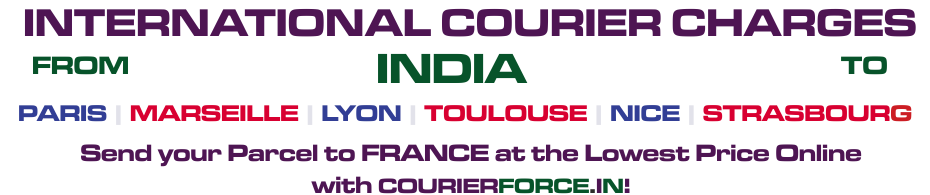 Fast & Secure Courier Services to France