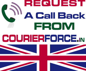 courier to UK from Delhi call back request form