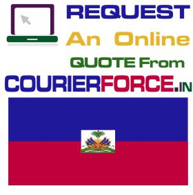 Courier Charges For Haiti