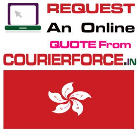 Courier Charges For Hong Kong