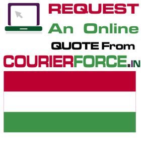 Courier Charges For Hungary