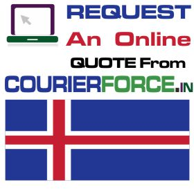 Courier Charges For Iceland