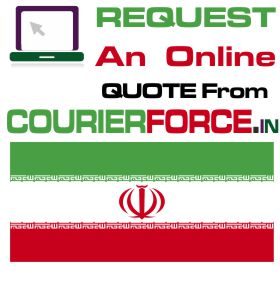 Courier Charges For Iran