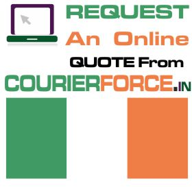 Courier Charges For Ireland