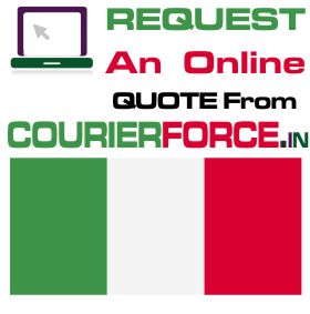 Courier Charges For Italy