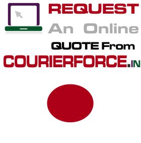 Courier Charges For Japan