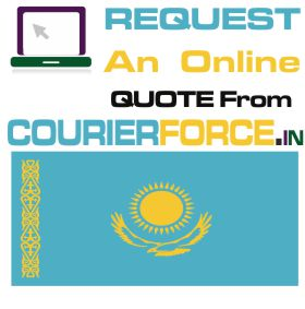 Courier Charges For Kazakhstan