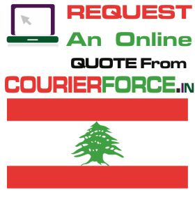 Courier Charges For Lebanon