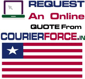 Courier Charges For Liberia