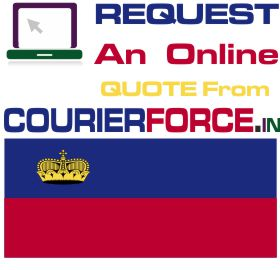 Courier Charges For Liechtenstein