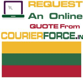 Courier Charges For Lithuania