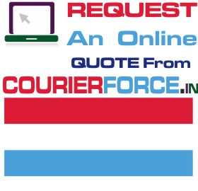 Courier Charges For Luxembourg