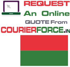 Courier Charges For Madagascar