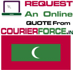 Courier Charges For Maldives