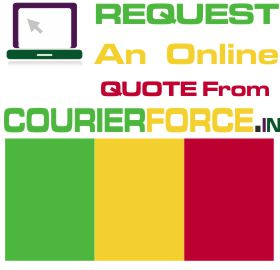 Courier Charges For Mali