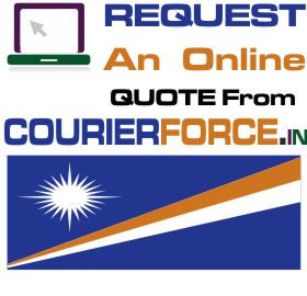 Courier Charges For Marshall Islands