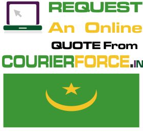 Courier Charges For Mauritania-new