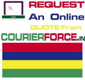 Courier Charges For Mauritius-New