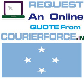Courier Charges For Micronesia