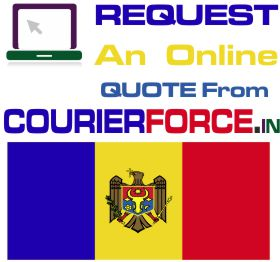 Courier Charges For Moldova
