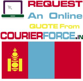 Courier Charges For Mongolia