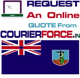 Courier Charges For Montserrat