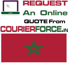 Courier Charges For Morocco