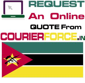 Courier Charges For Mozambique
