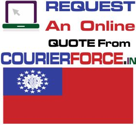 Courier Charges For Myanmar