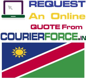 Courier Charges For Namibia