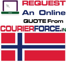 Courier Charges For Norway