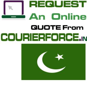 Courier Charges For Pakistan