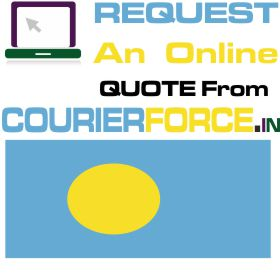 Courier Charges For Palau