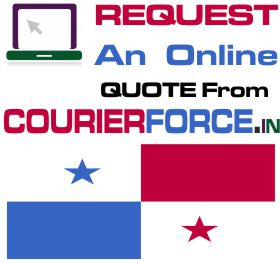 Courier Charges For Panama