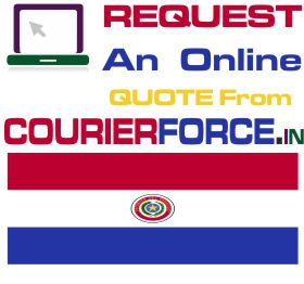 Courier Charges For Paraguay