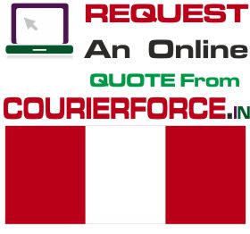 Courier Charges For Peru