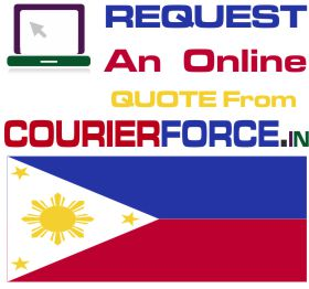 Courier Charges For Philippines