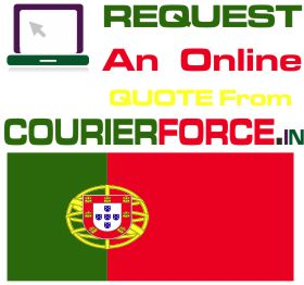 Courier Charges For Portugal