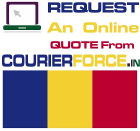 Courier Charges For Romania