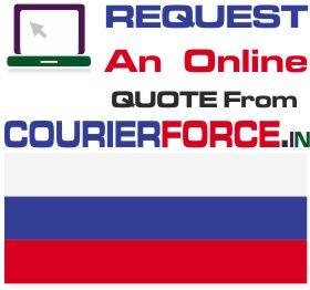 Courier Charges For Russia