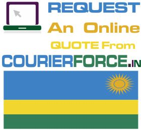 Courier Charges For Rwanda